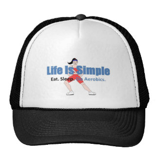 Do Aerobics Trucker Hat