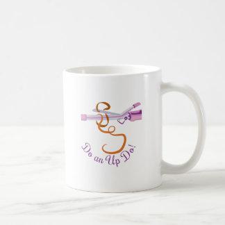 Do An Up Do Classic White Coffee Mug