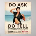 Do Ask Do Tell Poster