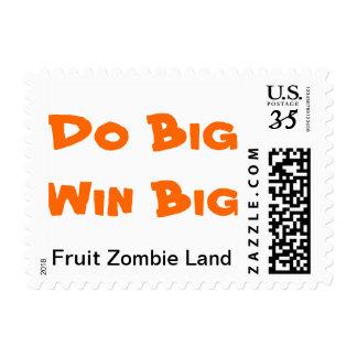 Do Big Win Big Postage