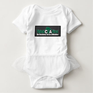 Do Business WIth A Member Baby Bodysuit