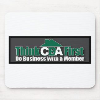 Do Business WIth A Member Mouse Pad