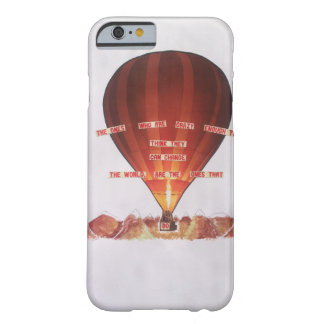Do Change the World iPhone Case