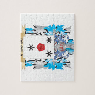 Do-Cola Coat of Arms - Family Crest Jigsaw Puzzle