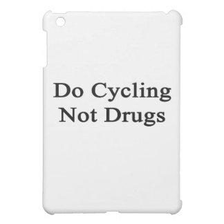 Do Cycling Not Drugs iPad Mini Case