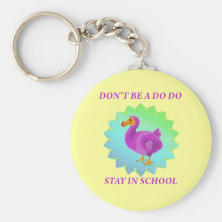 Do Do Bird Keychain