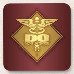 DO (gold)(diamond) Coaster