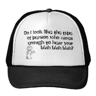 Do I care? Trucker Hat