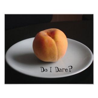 """Do I Dare?"" T.S. Eliot Poster Photo Print"