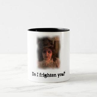 Do I frighten you? Ghost Mug
