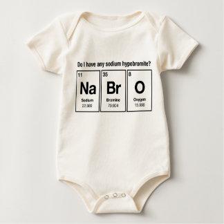 Do I have any Sodium Hypobromite? NaBrO! Bodysuit