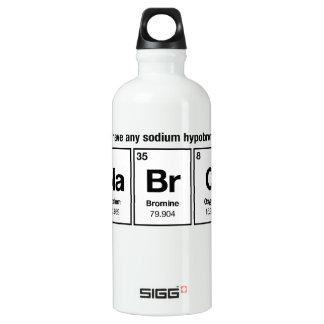 Do I have any Sodium Hypobromite? NaBrO! SIGG Traveler 0.6L Water Bottle