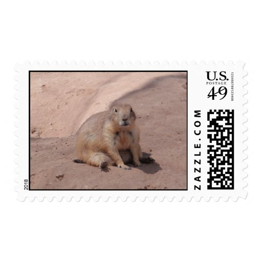 Do I Look Fat? Postage Stamp