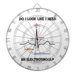 Do I Look Like I Need An Electroshock? EKG ECG Dartboards