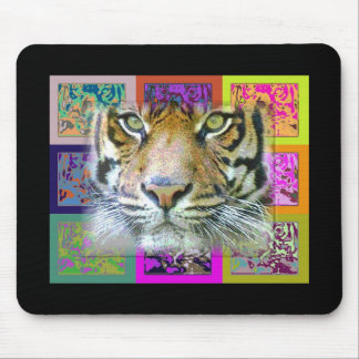 Do I really See a Tiger Mouse Mat