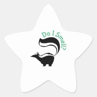 Do I Smell Star Sticker