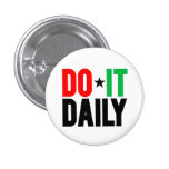 Do It Daily Pin