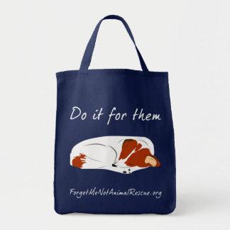 Do It for Them - Brando Grocery Tote Bag