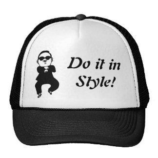 Do it in Style hat! Trucker Hat