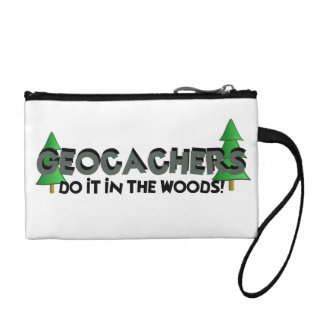 Do It In The Woods! Coin Wallet