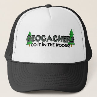 Do It In The Woods! Trucker Hat