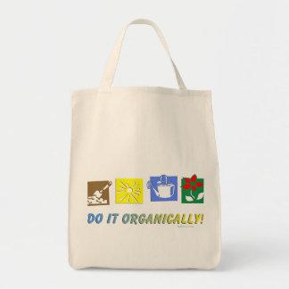 Do It Organically Bag