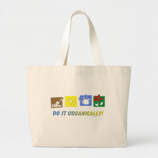 Do It Organically Tote Bag
