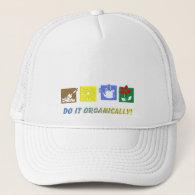 Do It Organically Trucker Hat