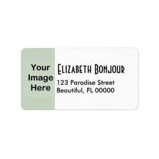 """DO IT YOURSELF ~ 18 Address Labels 1 1/4"""" x 2 3/8"""""""