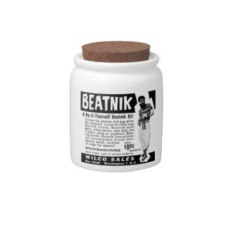 Do It Yourself Beatnik Kit Candy Dish
