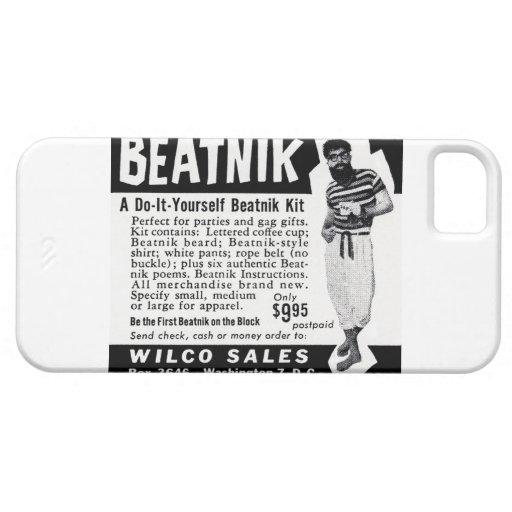 Do It Yourself Beatnik Kit iPhone 5 Covers