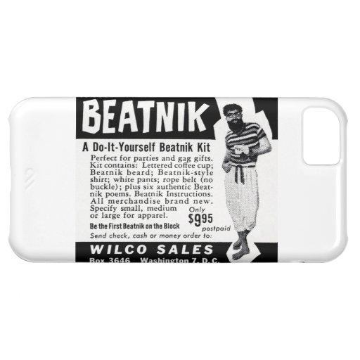 Do It Yourself Beatnik Kit iPhone 5C Case