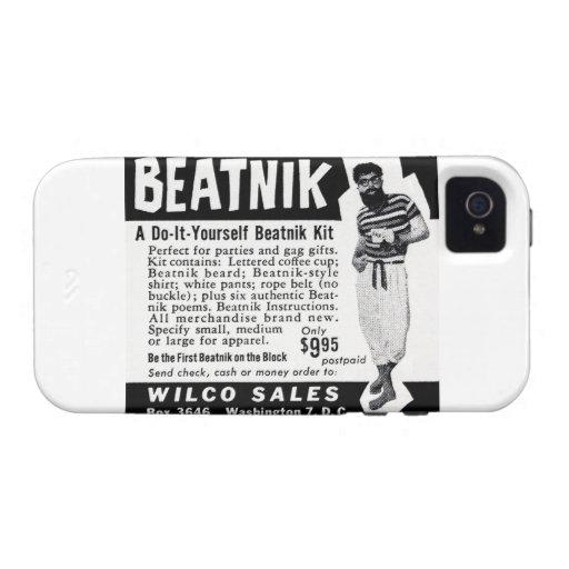 Do It Yourself Beatnik Kit Case-Mate iPhone 4 Cases