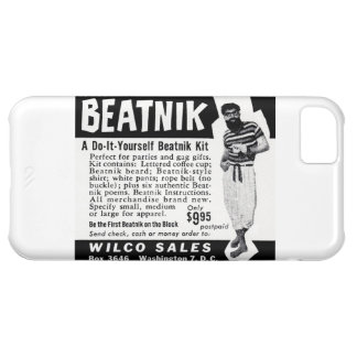 Do It Yourself Beatnik Kit Case For iPhone 5C