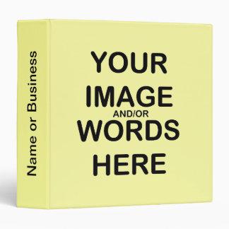 "DO IT YOURSELF - Binder / Photo Album 1.5"""