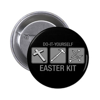 do it yourself easter kit button