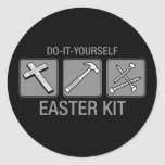 do it yourself easter kit stickers
