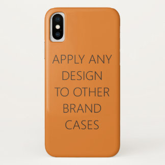 Do It Yourself Halloween (Hore Options) - iPhone X Case