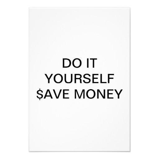 do it yourself invitation rsvp 3 5 x5 3 5 x 5. Black Bedroom Furniture Sets. Home Design Ideas