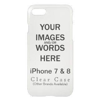 Do It Yourself - iPhone 8/7 Case
