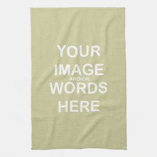 Vintage business kitchen towels zazzle do it yourself kitchen towel solutioingenieria Choice Image