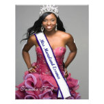 Do-It-Yourself Pageant Invitation