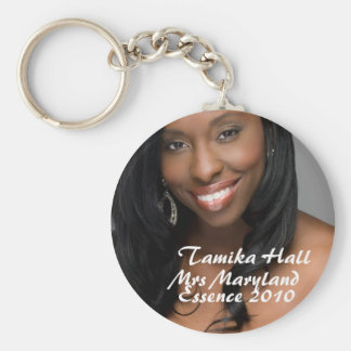 Do-It-Yourself Pageant Keychain