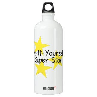 Do-It-Yourself Super Star SIGG Traveler 1.0L Water Bottle