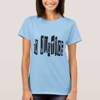 Do Justice T-Shirt