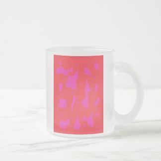 Do 10 Oz Frosted Glass Coffee Mug