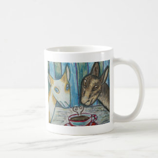 Do Nigerian Dwarf Goats Have Coffee? Mug