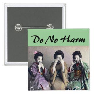 Do No Harm button