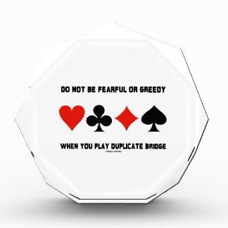 Do Not Be Fearful Or Greedy When Play Duplicate Awards