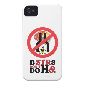 Do Not Bee Narrow Brained iPhone 4 Case